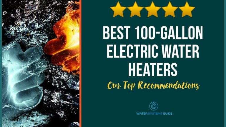 Best 100-Gallon Electric Water Heaters